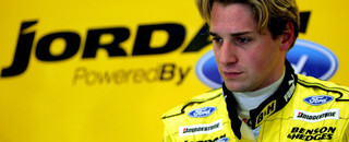 Formula 1 Albers happy with Jordan test