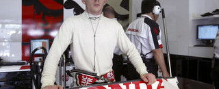 Formula 1 Davidson hoping for 2006 race seat
