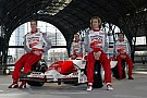 Toyota drivers bring experience