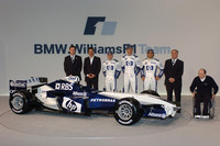Williams launches the FW27 at Valencia