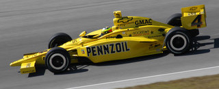 IndyCar IRL: Scheckter shreds the field for the Homestead pole