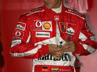 Schumacher ready to return to winning ways