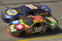 Sadler let down despite strong Talladega run