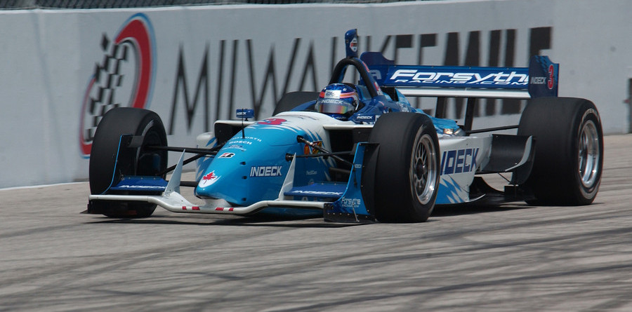 CHAMPCAR/CART: Tracy trims the competition in Milwaukee