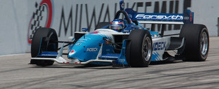 IndyCar CHAMPCAR/CART: Tracy trims the competition in Milwaukee