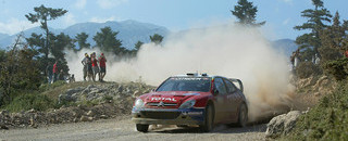 Loeb sets new win record at Acropolis Rally