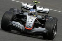 Wurz top in Hungarian GP first practice