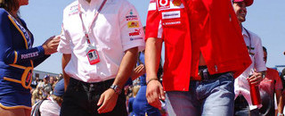 Schumacher happy for Massa