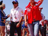 Schumacher happy for Massa