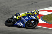 Rossi takes the victory in Qatar