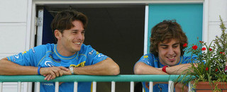 Formula 1 Fisichella aiming to beat Alonso more often