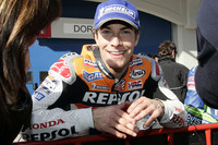Hayden and Pedrosa to ride for Honda in 2006