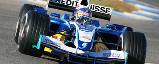 Formula 1 Villeneuve fastest as Jerez test winds up