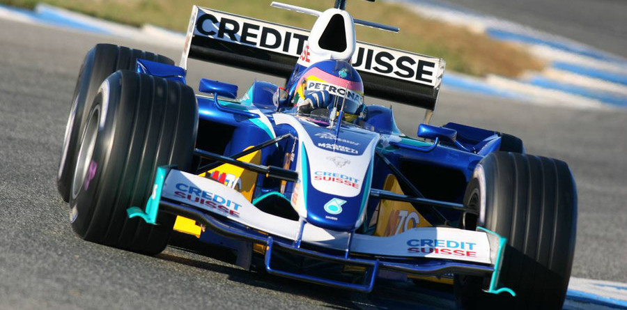 Villeneuve fastest as Jerez test winds up