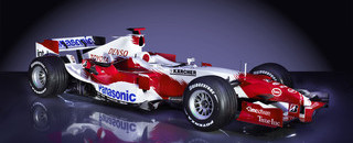 Formula 1 Preparing to launch the 2006 season