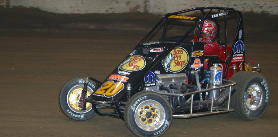 Stewart injured at Chili Bowl
