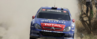 Loeb takes first win of 2006 in Rally Mexico