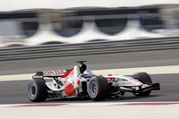 Button quickest in Bahrain GP final practice