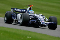 Wurz starts European GP weekend on top