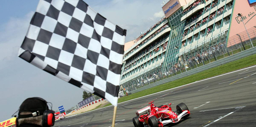 Schumacher wins tactical European GP