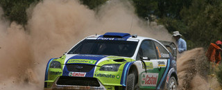 WRC Gronholm takes gravel win in Acropolis Rally