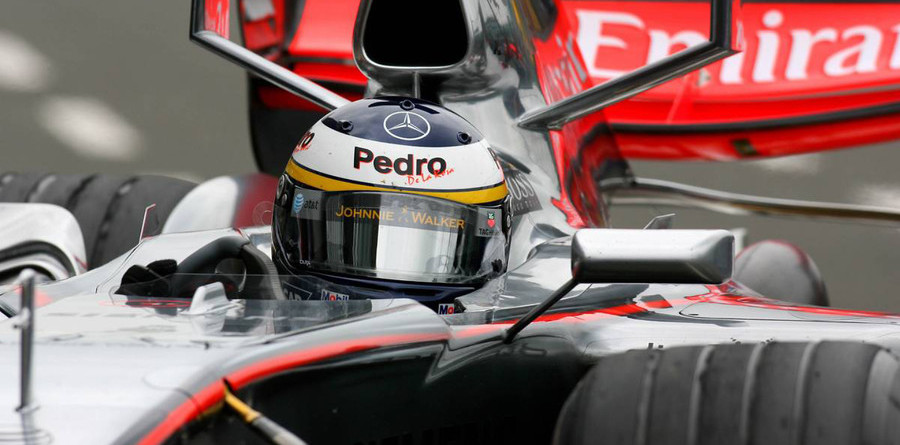 De la Rosa still fastest at Jerez