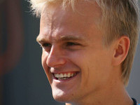 Kovalainen tops the times at Jerez