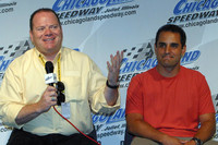 Montoya moves into Ganassi 42 Dodge in 2007