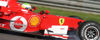 Formula 1 Massa fastest on last day of Monza test