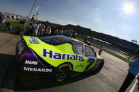 Robby Gordon paces Talladega final practice