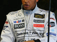 McLaren chooses Hamilton to race in 2007