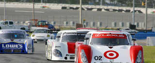 Dixon fastest on Friday's Daytona test