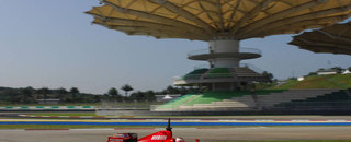 Raikkonen quickest on second day at Sepang