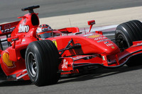 Raikkonen sets the pace on Bahrain GP Friday