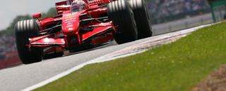 Formula 1 Raikkonen victorious at British GP