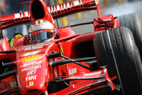 Ferrari leads in Japanese GP first practice