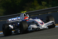 Kubica tops Jerez test times