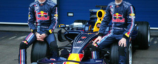 Formula 1 Red Bull brightens up Jerez with launch of RB4