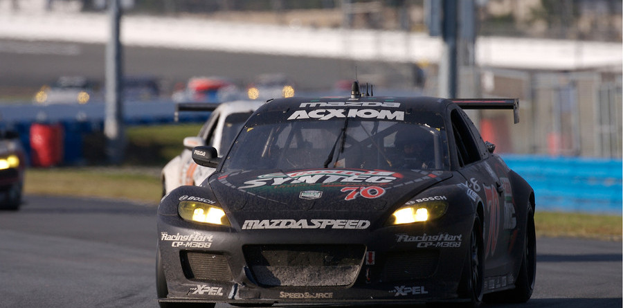 SpeedSource Mazda takes Daytona GT victory