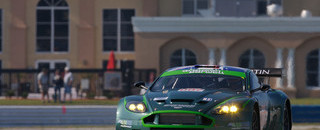 ALMS New car, same goals for Drayson-Barwell