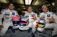 Peugeot retains Le Mans 24H pole