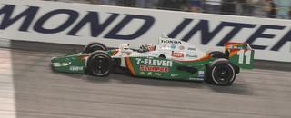 IndyCar Kanaan conquers wreck-strewn Richmond