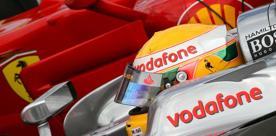 Hamilton nabs German GP pole from Massa
