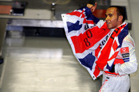 Lewis Hamilton: The first of many titles?