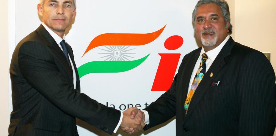 Force India, McLaren Mercedes sign supply deal