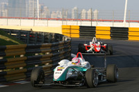 Kunimoto claims victory in rookie run at Macau