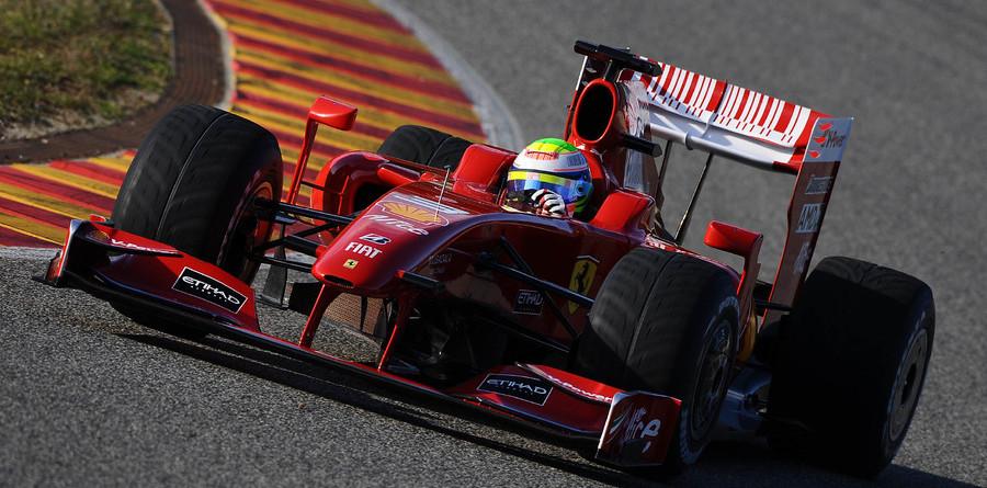 Mugello awaken with Ferrari F60 debut