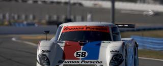 Donohue sets new record for Daytona24 pole