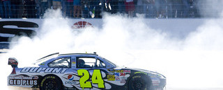 NASCAR Sprint Cup Jeff Gordon finds victory lane in Texas