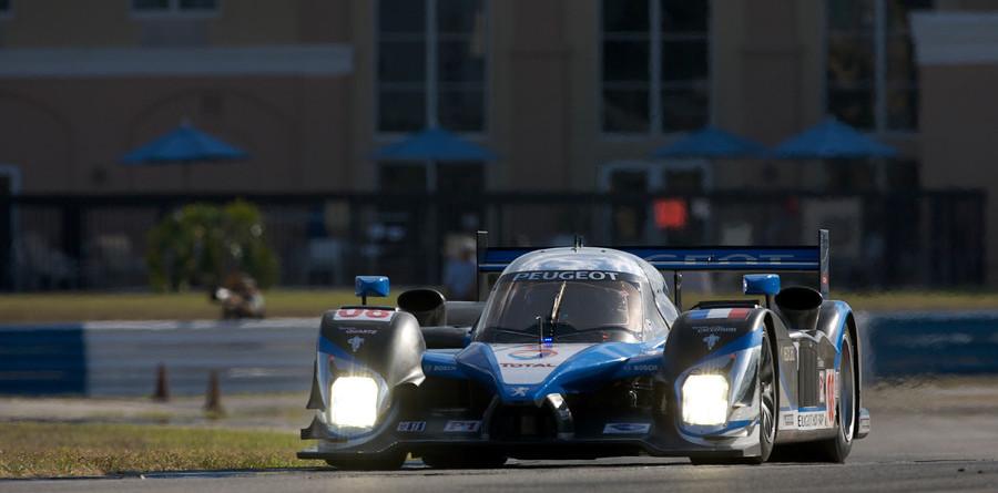 Peugeot confirms two cars for Petit Le Mans